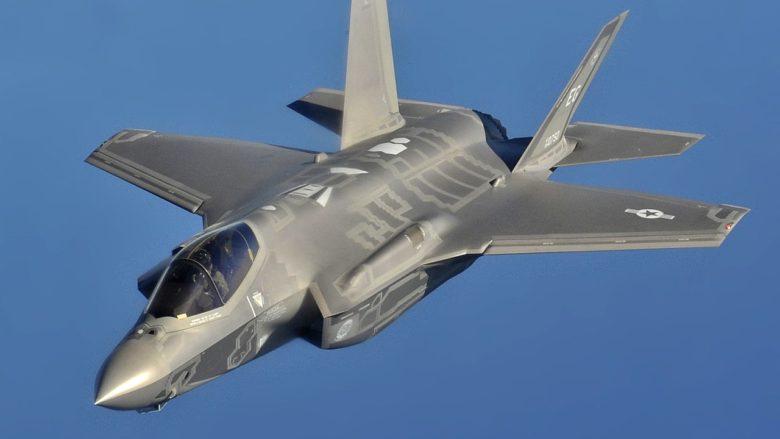 Americký stíhací letoun Lockheed Martin F-35 Lightning II; Foto: US Air Force / Wikimedia Commons