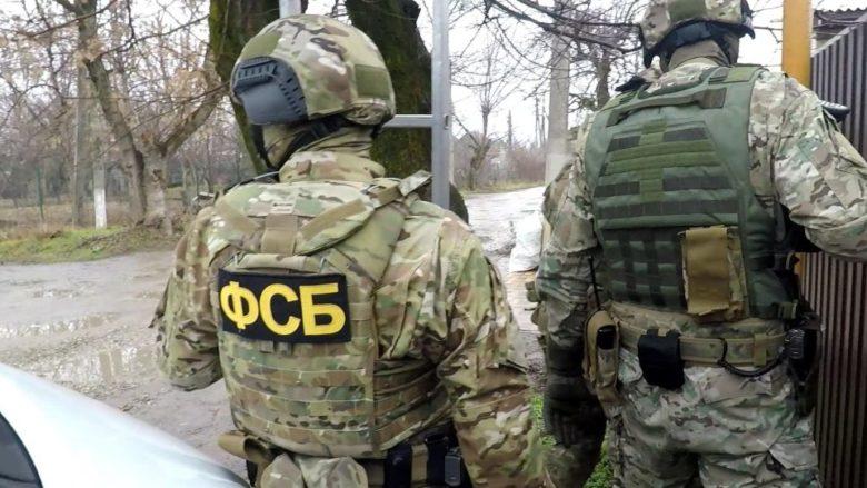 Příslušníci Federální služby bezpečnosti Ruska; Foto: FSB