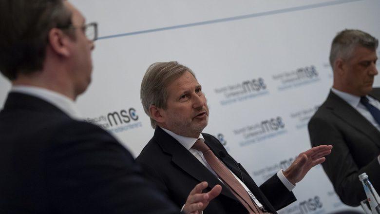 Evropský komisař pro rozpočet Johannes Hahn; Foto: Guelland / MSC / Wikimedia Commons