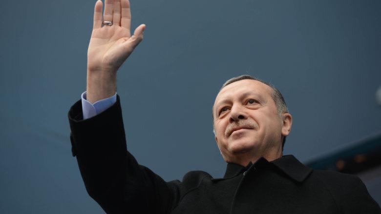 Turecký prezidenta Recep Tayyip Erdoğan; Foto: Wikimedia Commons