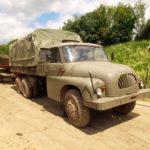 LEGENDA: Před 60 lety se začala vyrábět Tatra 138