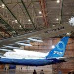 BOEING: Trup nového modelu 777X se při zkouškách roztrhl