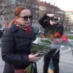 VÝROČÍ: Vnučka maršála Koněva uctila v Praze jeho památku