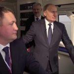 VIDEO: Vladimir Putin zahájil provoz na železniční části Krymského mostu