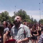 VIDEO: OSN obvinila chilskou policii ze závažného porušování lidských práv