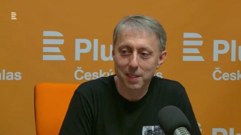 Bývalý protidrogový koordinátor Jindřich Vobořil (ODS); Foto: Repro YouTube Český rozhlas