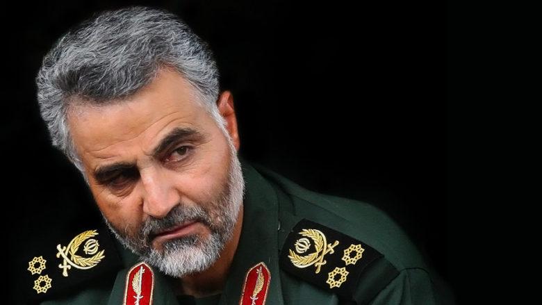 Zavražděný íránský generál Kásim Sulejmání; Foto: Wikimedia Commons