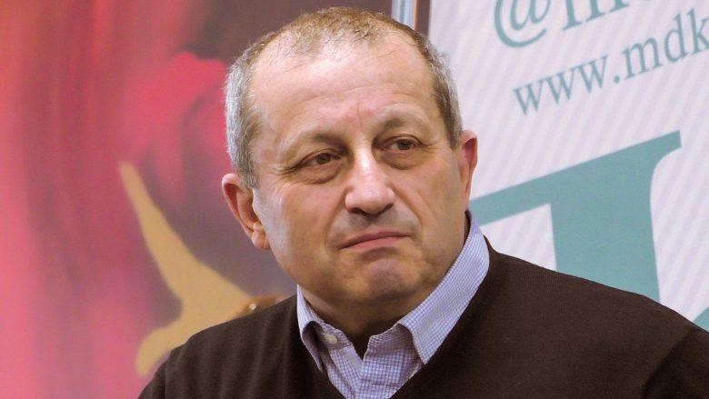 Yakov Kedmi, izraelský politolog; Foto: Mark Nakoykher / Wikimedia Commons