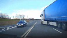 VIDEO: Polský silniční pirát, který u nás ohrozil jiné řidiče, se možná vyhne trestu