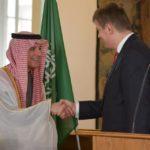 POKRYTECTVÍ: Ministr Petříček přijal zástupce saúdské vlády, která nechala zavraždit novináře