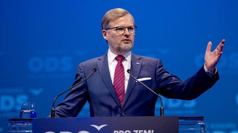 Petr Fiala na kongresu ODS; Foto: ods.cz