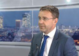 Bývalý ministr dopravy Vladimír Kremlík; Foto: Repro YouTube Regionální Televize