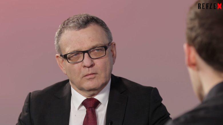 Bývalý ministr zahraničí a současný ministr kultury Lubomír Zaorálek; Foto: Repro Reflex.cz