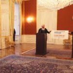 CHARITA: Zeman předal Fondu ohrožených dětí finanční dar dva miliony korun
