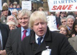 Britský premiér Boris Johnson; Foto: John Hemming (Flickr) / Wikimedia Commons