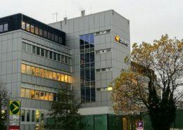 Sídlo firmy Crypto ve Švýcarsku; Foto: Google Mapy