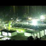 VIDEO: Na stavbě nemocnic pro nakažené koronavirem v Číně se pracuje i v noci