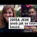 """VIDEO: Zdíša jede aneb jak se tvoří kauza. Luboš Xaver Veselý o práci některých """"novinářů"""""""