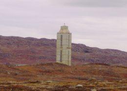 Kolská vrtná věž v roce 2007; Foto: Andre Belozeroff / Wikimedia Commons