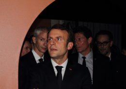 Francouzský prezident Emmanuel Macron; Foto: ActuaLitté / Wikimedia Commons