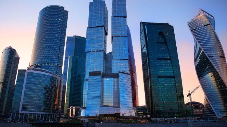 Moderní Moskva; Foto: Pixabay.com