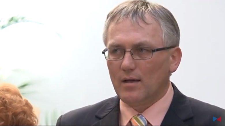 Bývalý poslanec za KDU-ČSL Pavel Severa; Foto: Repro YouTube TOP09