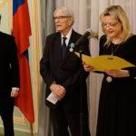POCTA: Českému skladateli Vadimu Petrovovi byl předán ruský Řád přátelství