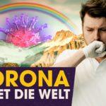 VIDEO: Německá televize chválí KORONAVIRUS: vymýtí staré, planeta zezelená