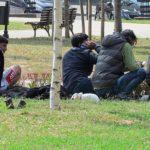 SRBSKO: Ozbrojené síly jsou připraveny uzavřít hranice migrantům