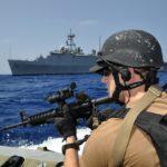 PROVOKACE: Americká vojenská loď narušila čínské pobřežní vody