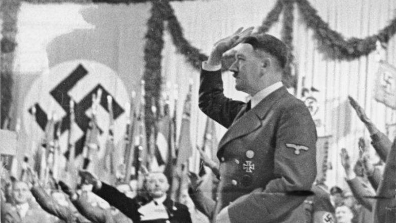Adolf Hitler; Foto: Německý spolkový archiv / Wikimedia Commons