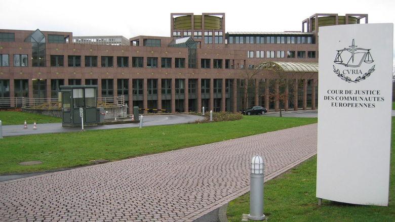 Evropský soudní dvůr (ESD) v Lucemburku; Foto: Cédric Puisney / Wikimedia Commons