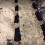 UKRAJINA: Úřady nařídily začít hloubit hroby pro mrtvé na koronavirus