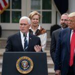 KORONAVIRUS: V USA hrozí stejný vývoj jako v Itálii, připustil Pence