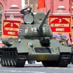 FAKTA: Sovětský tank T-34 pomáhal porazit Hitlera