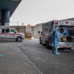 NEW YORK oznámil masivní nárůst obětí koronaviru
