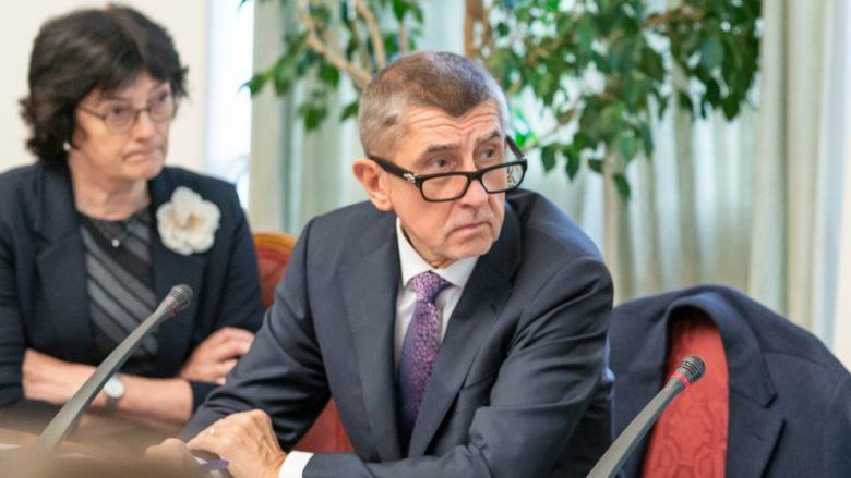 Předseda vlády Andrej Babiš (ANO); Foto: Akademie věd ČR / Wikimedia Commons