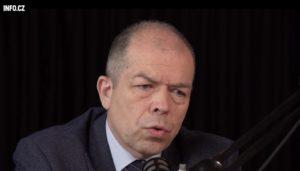 Vojenský historik Eduard Stehlík; Foto: Repro Info.cz