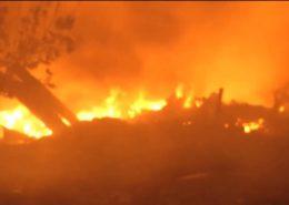 VIDEO: Noční zákaz vycházení v Minneapolisu nepomohl, hořely auta i obchody