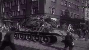 HISTORIE: Osvobození Prahy v roce 1945