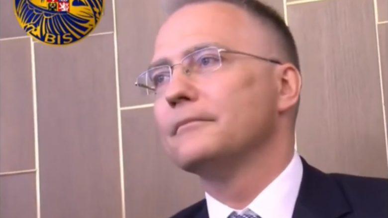 Šéf BIS Michal Koudelka; Foto: repro YouTube