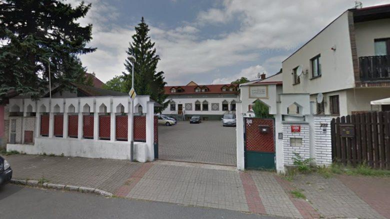 Islámské centrum v Praze na Černém Mostě; Foto: Google Mapy
