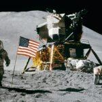 USA chystají mezinárodní smlouvu o DOLOVÁNÍ NA MĚSÍCI. Rusko je na pozoru