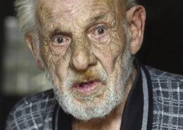 Rudolf Bělohoubek zemřel v roce 2009; Foto: Paměť národa