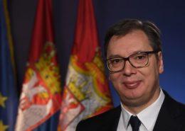 Srbský prezident Aleksandar Vučič; Foto: Profil Aleksandara Vučiče na sociální síti