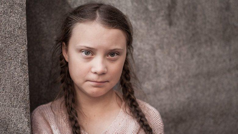 Švédská aktivistka Greta Thunbergová; Foto: Anders Hellberg / Wikimedia Commons
