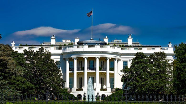 Bílý dům ve Washingtonu, D.C.; Foto: Wikimedia Commons
