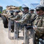 USA: Národní garda zvyšuje svou přítomnost ve městech