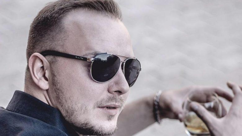 Ivan Safronov v roce 2018; Foto: Profil Ivana Safronova na sociální síti