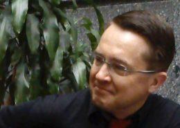Roman Šmucler (TOP09); Foto: Luděk Kovář / Wikimedia Commons